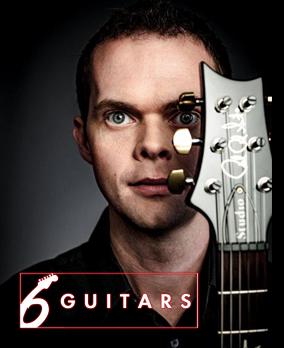 6 guitars