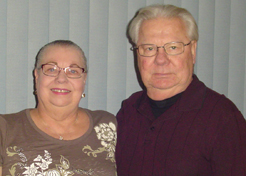 Dan and Patricia Farnum