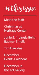 December ticket