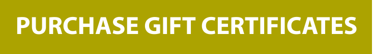 Gift Certifcates