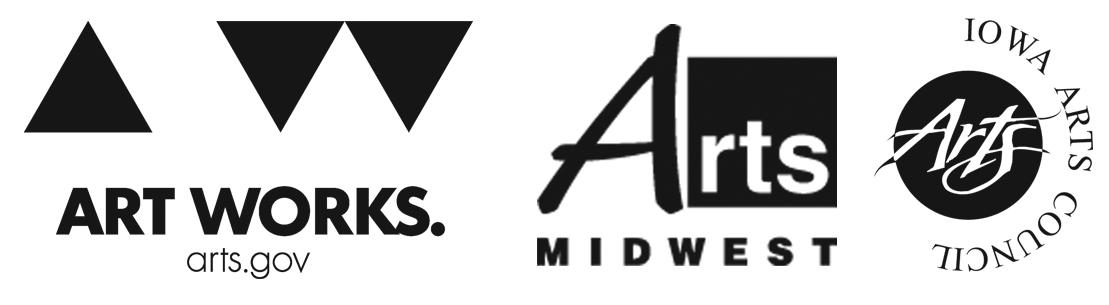 three arts logos